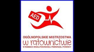 Ogólnopolskie Mistrzostwa w Ratownictwie w Ramach KPP