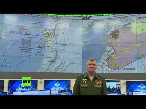Russisches Verteidigungsministerium kommentiert feindlichen Akt Israels