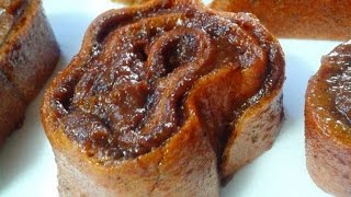 Raw Vegan Cinnamon Rolls | 40belowfruity