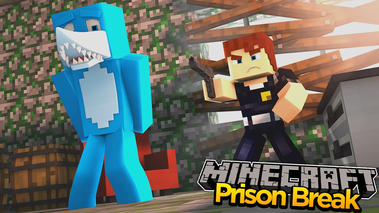 how to break out in prison in arcane adventure