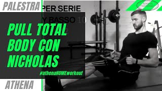 Pull total Body Workout Nicholas