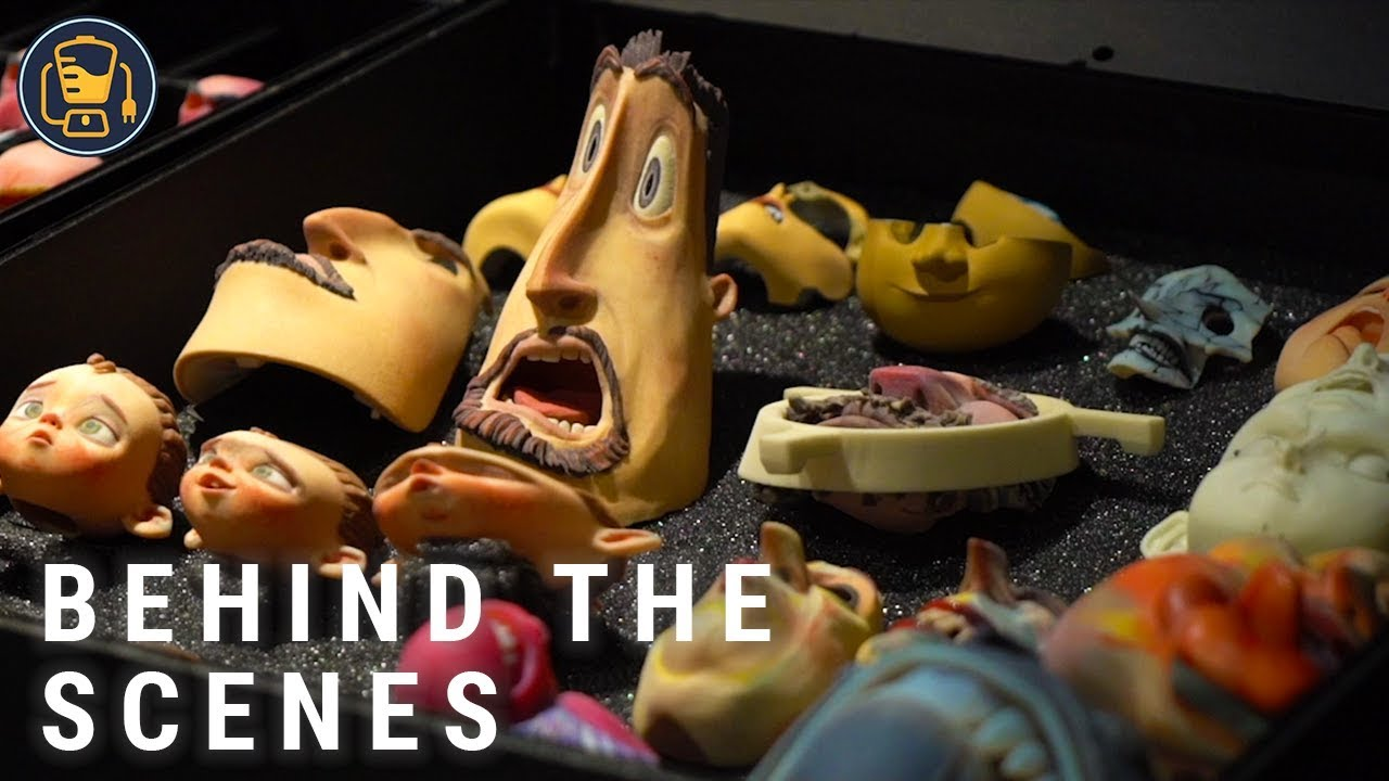 Behind The Scenes of Laika Animation Studios