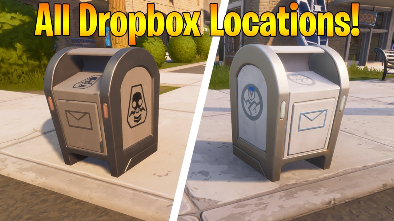 Fortnite Deliver Legendary Weapons To Shadow Or Ghost Dropbox