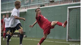 Amazing skills & goals - LEON DJERDJI Bebinho - U6 - U17