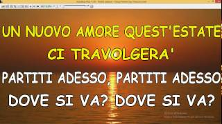Partiti adesso - Giusy Ferrero (by Tituccio) Ascoli Satriano (Fg)