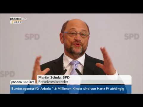 Landesparteitag Bayern-SPD: Rede von Martin Schulz am 21.05.17