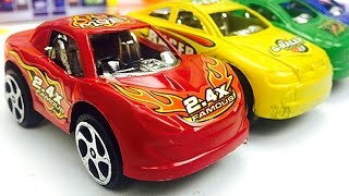Carros de Carreras para Niños ►Coches Deportivos | Race cars - Sports cars