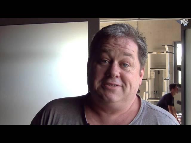 Interview mit Chef-Nachwuchstrainer Wayne Hynes