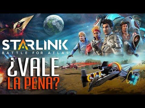 Starlink: Battle for Atlas ¿Vale la pena?
