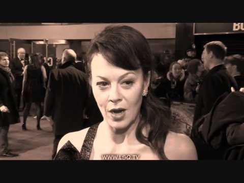 Helen McCrory Airplanes  For Selen