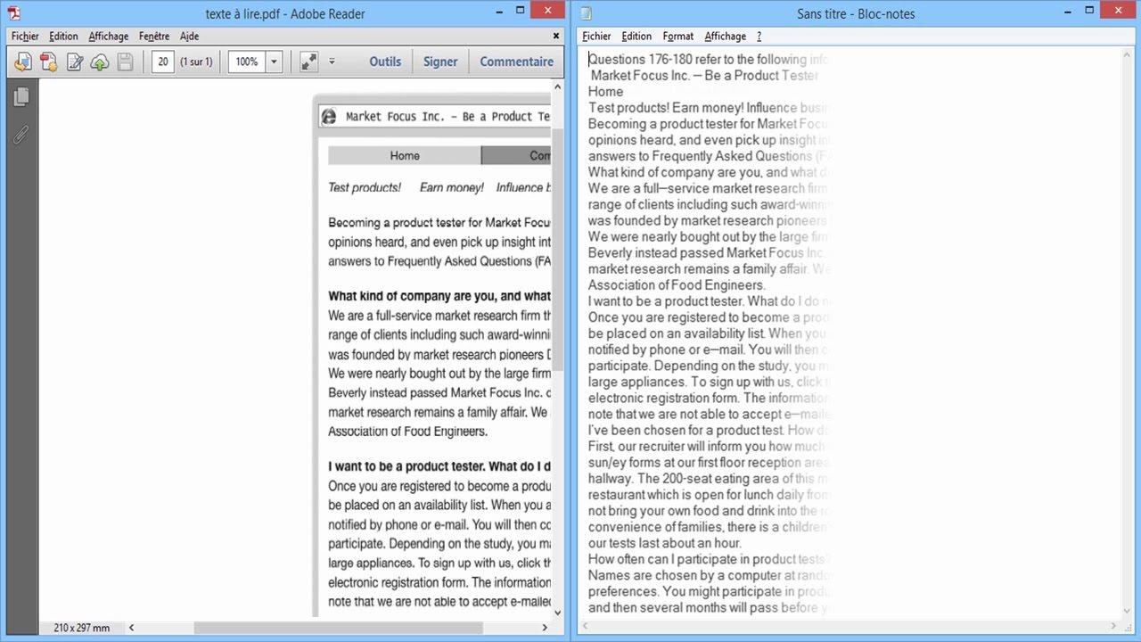 convertir pdf en word avec ocr gratuit