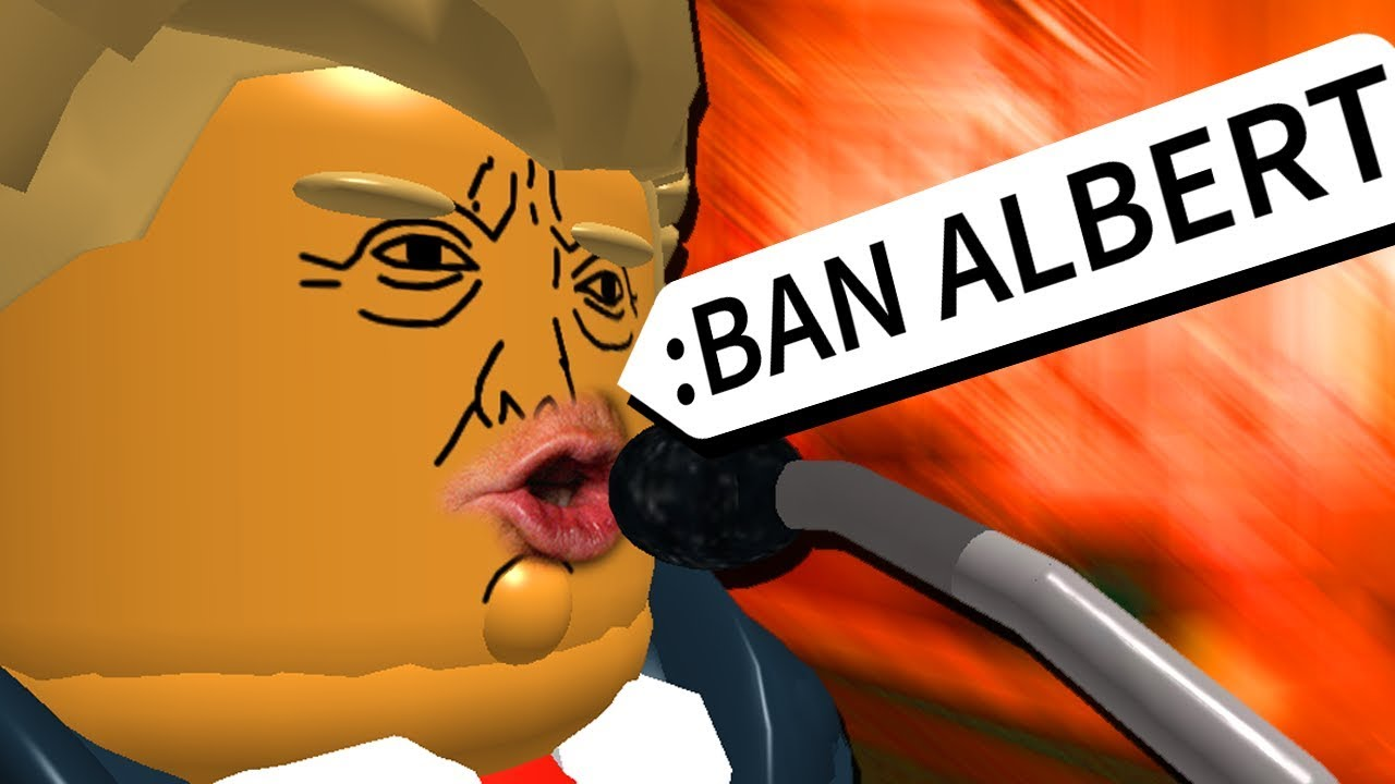 I got BANNED from Roblox USA