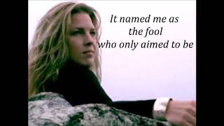 Diana Krall Almost Blue Lyrics