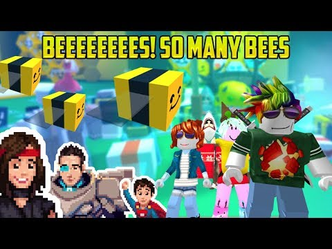 LET'S GET SOME BEES! (Roblox Bee Simulator) |