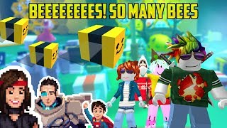 LET'S GET SOME BEES! (Roblox Bee Simulator)
