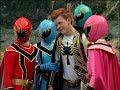 Power Rangers Mystic Force Dark Wish Power Rangers vs Shrieker Episode 18