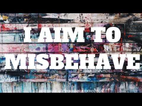 I Aim To Misbehave 002 - Borrow Don't Buy