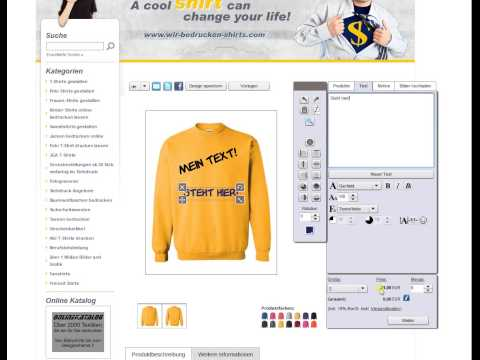 Adobe Photoshop Tutorial - T-Shirt Gestaltung & Druck (Nico Möller / Nostra-Designs) from YouTube · Duration:  8 minutes 13 seconds