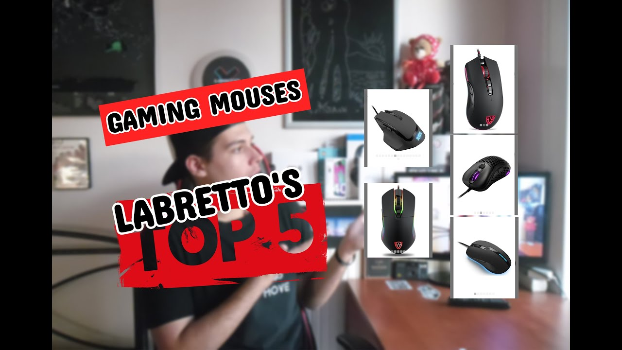 ..!TOP_5_Budget_Gaming_Mouses!..{*LaBretto*}