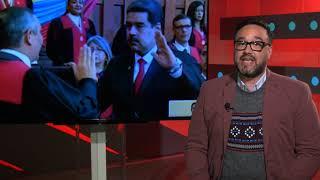 Maduro Mintió en la juramentación, según analista de gestos - Chic al Día - EVTV 01/11/19 Seg 2