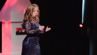 Большая красота миниатюрной девушки   Олимпия Ивлева   TEDxEkaterinburg