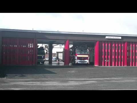 Greater Manchester Fire - Wigan responding