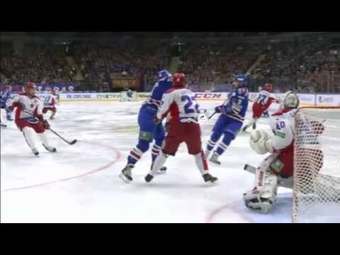 CSKA @ SKA 01/04/2015 Highlights / СКА - ЦСКА 4:1 / Запад, Финал, в серии 1:3