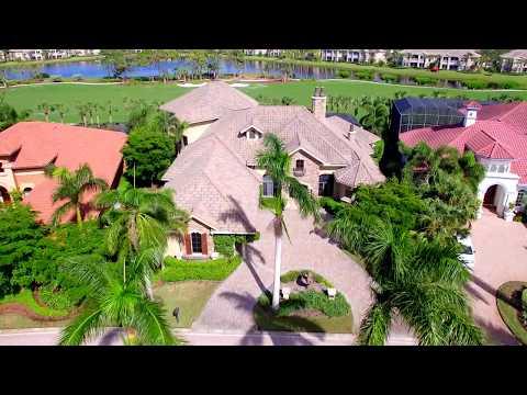 Custom Estate Home For Sale ~ 23761 Napoli Way Bonita Springs ~ The Colony at Pelican Landing
