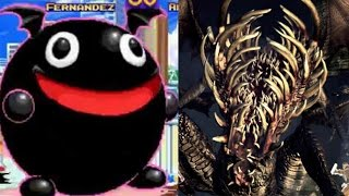10 Most Bizarre Bosses In Gaming