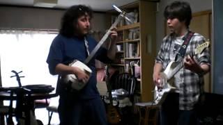 Guitar & Shamisen 7/8 リズム 三味線ロック Japanese Rock Fusion
