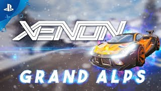 Xenon Racer | Content Update #1 Trailer | PS4