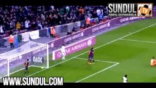 Goal Highlights | Barcelona 4-0 Granada [23/11/13] | Video Bola, Hasil Pertandingan, Berita Bola..