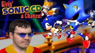Givin Sonic CD a Chance