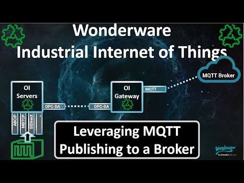 Industrial Internet of Things - Wonderware OI Gateway Publishes data to an  MQTT Broker