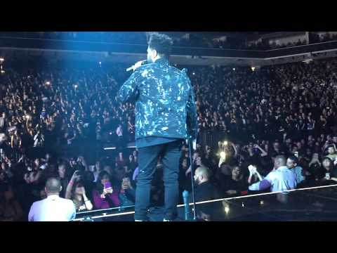 "The Weeknd - ""Starboy: Legend of the Fall World tour"" LIVE in SACRAMENTO VIP access 10/11/2017"