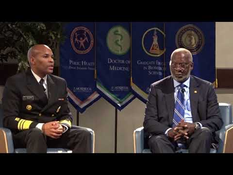 Fireside Chat with U.S. Surgeons General Drs. David Satcher and Jerome Adams - November 8, 2017