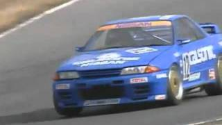 [MS HISTORY] Japan Touringcar Championship 300km in Nishinippon Circuit, March 18 1990