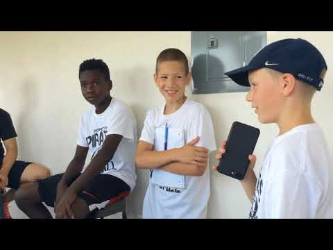 Interview with Chenals and Luke Anderson - part 1