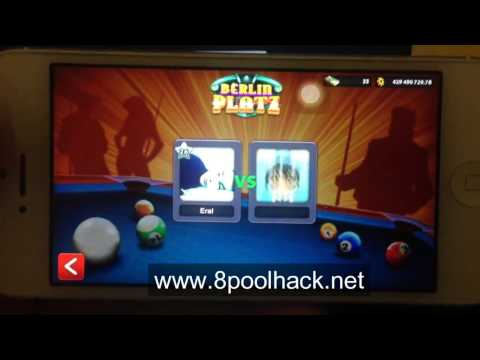 8 Ball Pool Hack - 8 Ball Pool Hack 2017 - Unlimited Cash/Coins Android/iOS