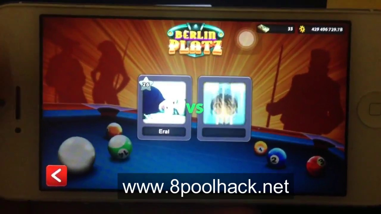 how to win cash in 8 ball pool