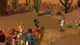 Roller Coaster Tycoon 3 Trailer #2