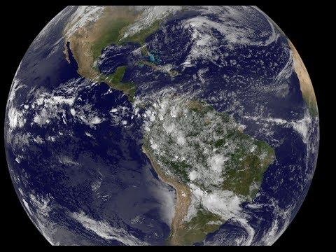 Una 'selfie' por la Tierra