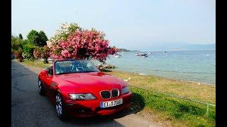 Z3 Italien Urlaub am Gardasee 2017.Отпуск в Италии на Озере Гарда.