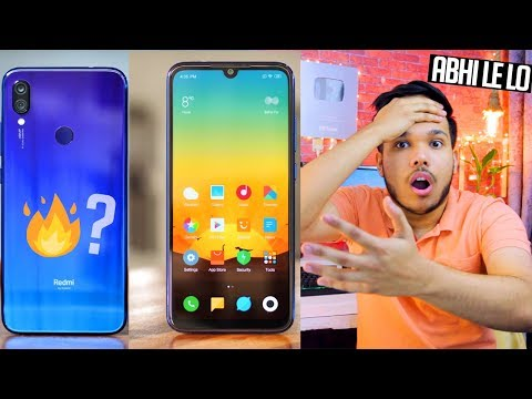 BUY RedMi NOTE 7 Now?? 15000me + AMAZON SALE OFFERS 🔥🔥