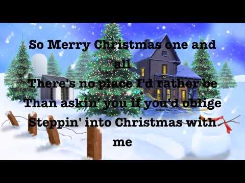 why can t everyday be like christmas lyrics