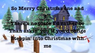 Step Into Christmas Lyrics