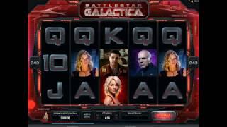 Игровой автомат BATTLESTAR GALACTICA играть бесплатно и без регистрации онлайн