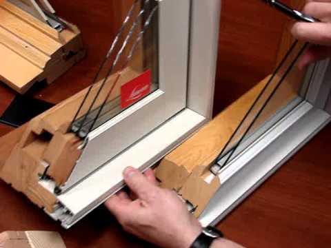 Extruded Vs Roll Form Clad Windows Youtube