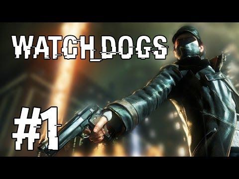 WATCH DOGS #01 - Ich hack mich durch die ganze Stadt! - Let's Play!