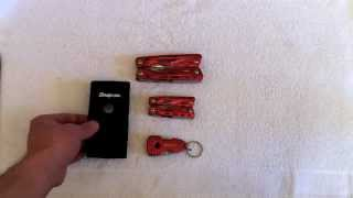 Review: Snap-On 3 Piece Multi-Tool Set 3 of 3